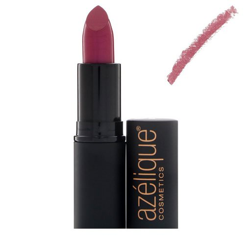 Azelique, Lipstick, Gone Mauve, Cruelty-Free, Certified Vegan, 0.13 oz (3.80 g) فوائد