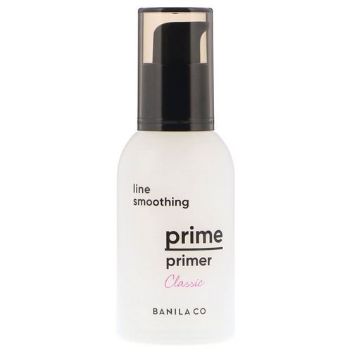 Banila Co, Prime Primer Classic, Line Smoothing, 30 ml فوائد