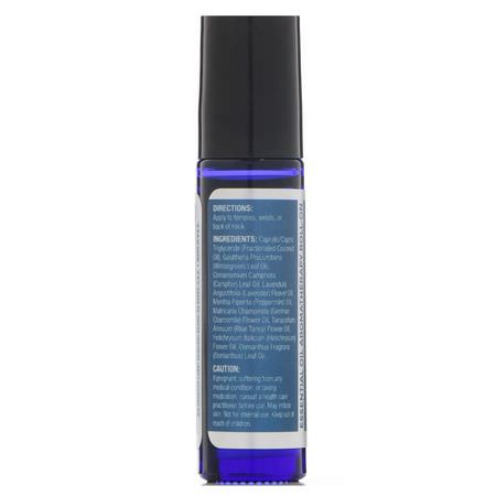 BCL, Be Care Love, Essential Oil Aromatherapy Roll-On, Deep Soothe, 0.34 fl oz (10 ml):Roll-On, العطر