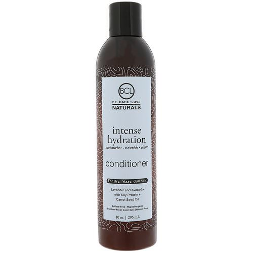 BCL, Be Care Love, Naturals, Intense Hydration, Conditioner, 10 oz (295 ml) فوائد