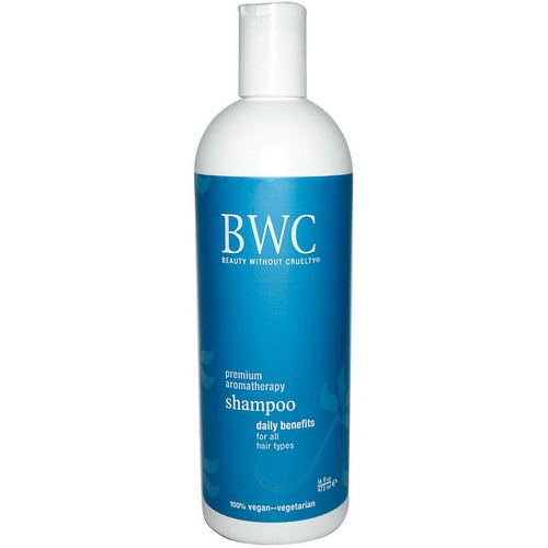 Beauty Without Cruelty, Shampoo, Daily Benefits, 16 fl oz (473 ml) فوائد