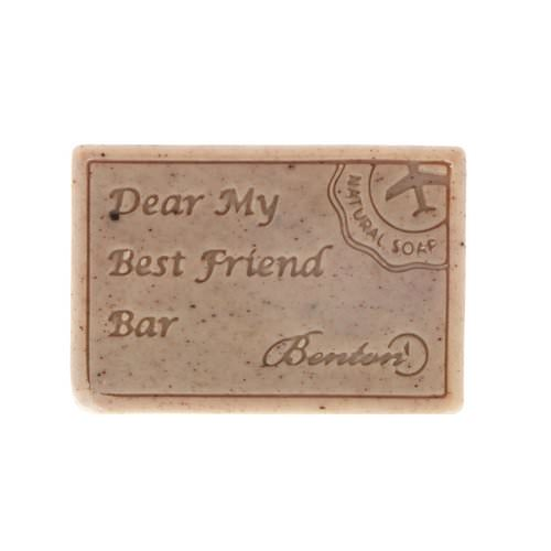 Benton, Dear My Best Friend Bar, Body & Face, 85 g فوائد