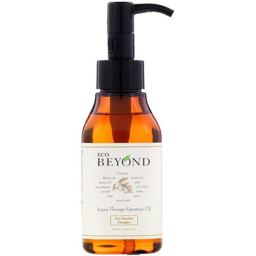 Beyond, Argan Therapy Signature Oil, 4.39 fl oz (130 ml) فوائد