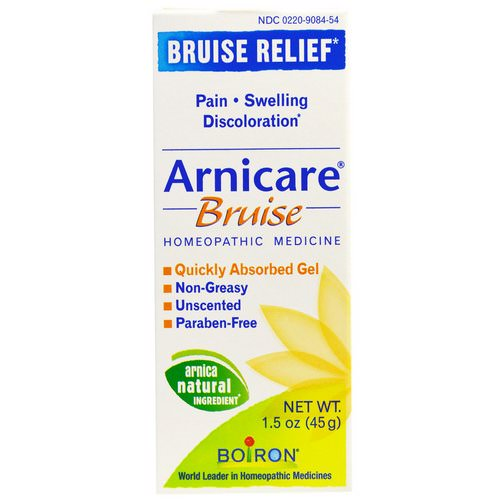 Boiron, Arnicare, Bruise Relief, Unscented, 1.5 oz (45 g) فوائد