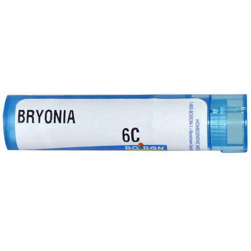 Boiron, Single Remedies, Bryonia, 6C, Approx 80 Pellets فوائد