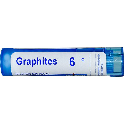 Boiron, Single Remedies, Graphites, 6C, Approx 80 Pellets فوائد