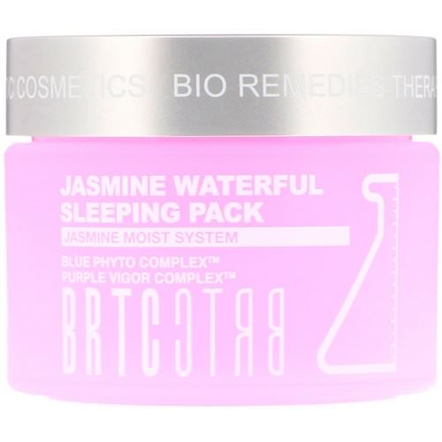 BRTC, Jasmine Waterful Sleeping Pack, 50 ml فوائد