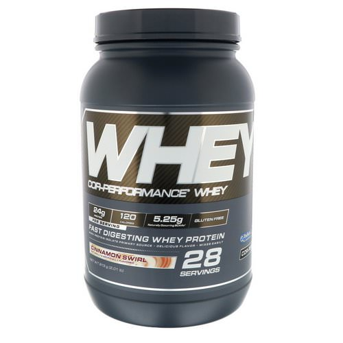 Cellucor, Cor-Performance Whey, Cinnamon Swirl, 2.01 lb (913 g) فوائد