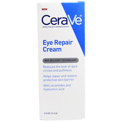 CeraVe, Eye Repair Cream, 0.5 oz (14.2 g) فوائد