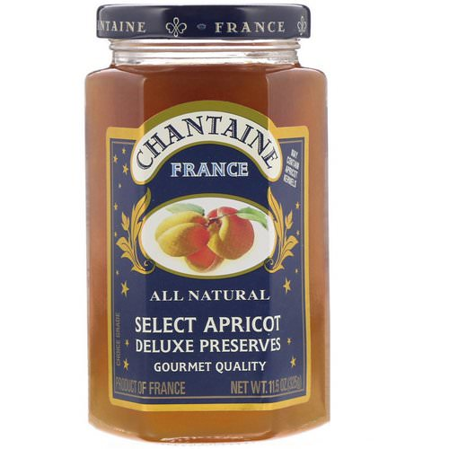 Chantaine, Deluxe Preserves, Select Apricot, 11.5 oz (325 g) فوائد
