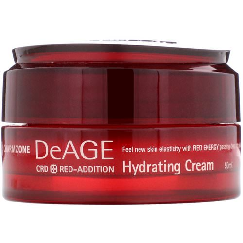 Charmzone, DeAge, Red-Addition, Hydrating Cream, 50 ml فوائد