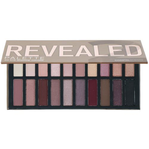 Coastal Scents, Revealed 2, Eyeshadow Palette, 1 oz (30 g) فوائد