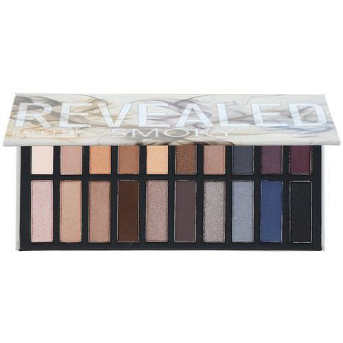 Coastal Scents, Revealed, Smoky Eyeshadow Palette, 1 oz (30 g) فوائد