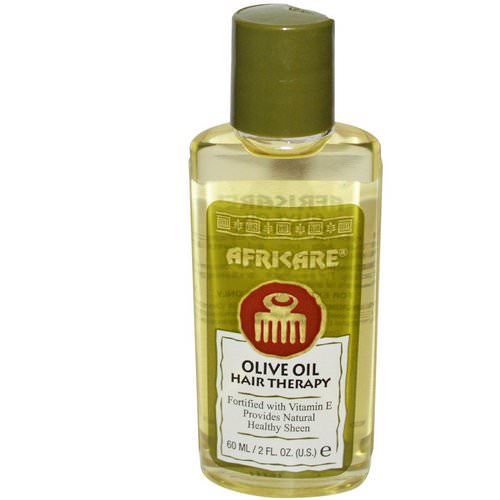 Cococare, Africare, Olive Oil Hair Therapy, 2 fl oz (60 ml) فوائد