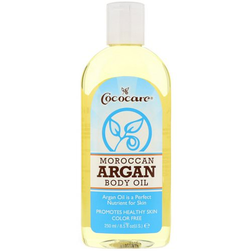 Cococare, Moroccan Argan Body Oil, 8.5 fl oz (250 ml) فوائد