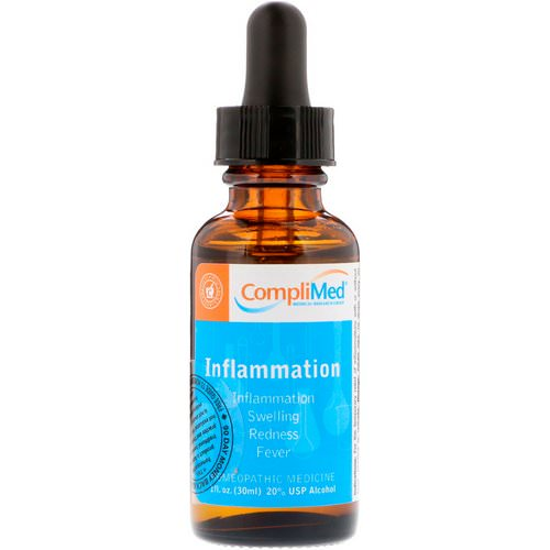 CompliMed, Inflammation, 1 fl oz (30 ml) فوائد