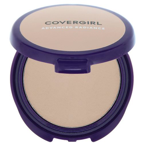 Covergirl, Advanced Radiance, Age-Defying, Pressed Powder, 110 Creamy Natural, 0.39 oz (11 g) فوائد