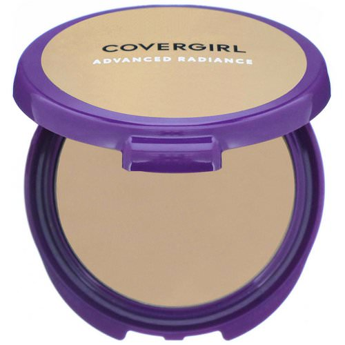 Covergirl, Advanced Radiance, Age-Defying, Pressed Powder, 115 Classic Beige, .39 oz (11 g) فوائد