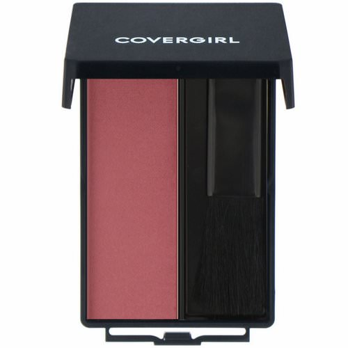 Covergirl, Clean, Classic Color Blush, 510 Iced Plum, .3 oz (8 g) فوائد