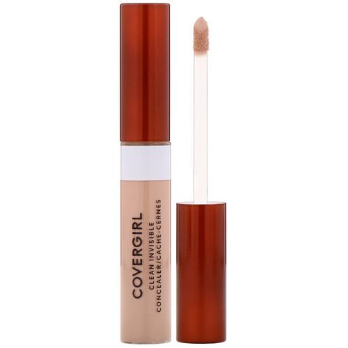 Covergirl, Clean Invisible Concealer, 125 Light, .32 oz (9 g) فوائد