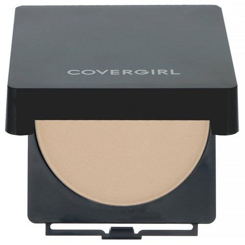 Covergirl, Clean, Powder Foundation, 510 Classic Ivory, .41 oz (11.5 g) فوائد