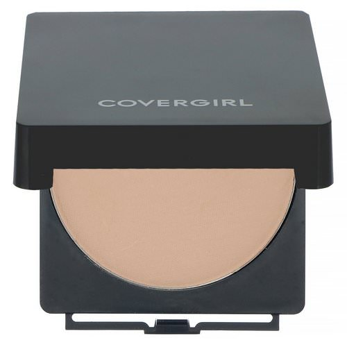 Covergirl, Clean, Powder Foundation, 520 Creamy Natural, .41 oz (11.5 g) فوائد