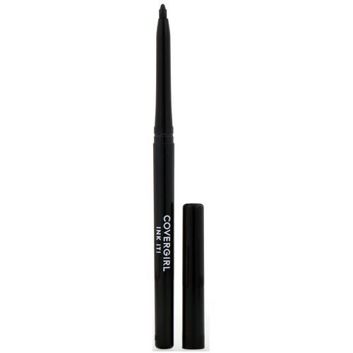 Covergirl, Ink it! All-Day Pencil Eyeliner, 230 Black Ink, .012 oz (0.35 g) فوائد