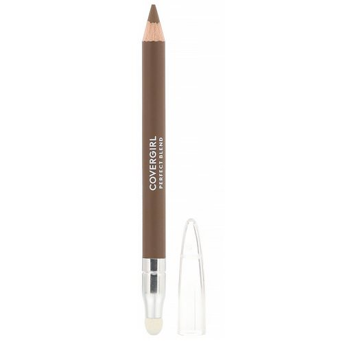 Covergirl, Perfect Blend, Eye Pencil, 130 Smokey Taupe, .03 oz (.85 g) فوائد