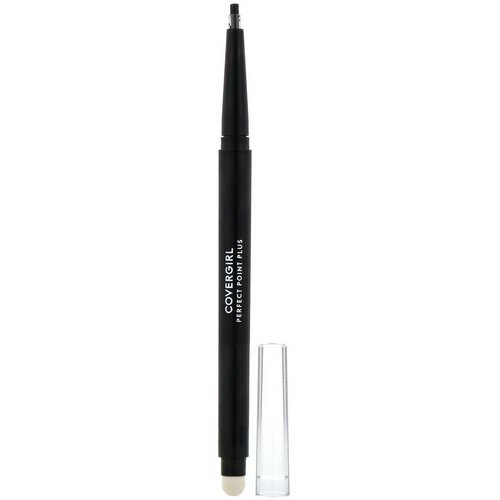 Covergirl, Perfect Point Plus, Eye Pencil, 200 Black Onyx, .008 oz (0.23 g) فوائد