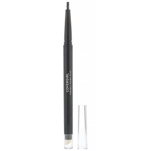 Covergirl, Perfect Point Plus, Eye Pencil, 205 Charcoal, .008 oz (0.23 g) فوائد