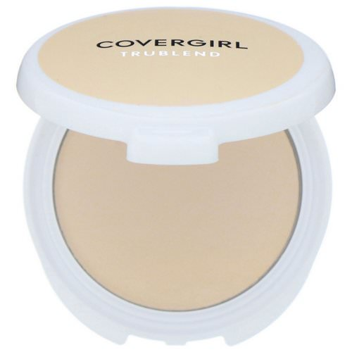 Covergirl, Trublend, Mineral Pressed Powder, Translucent Fair, .39 oz (11 g) فوائد