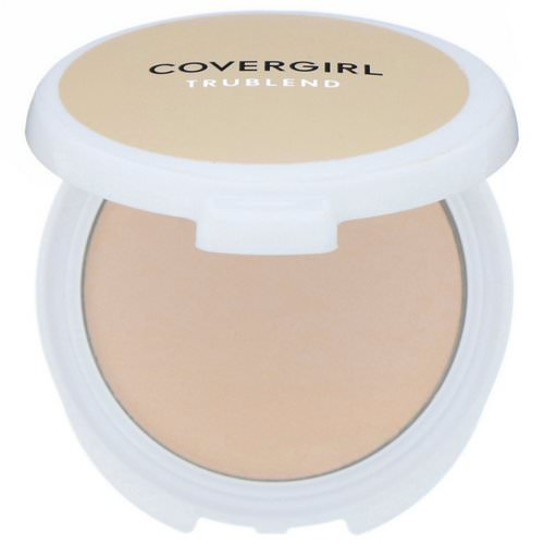 Covergirl, TruBlend, Mineral Pressed Powder, Translucent Light, .39 oz (11 g) فوائد