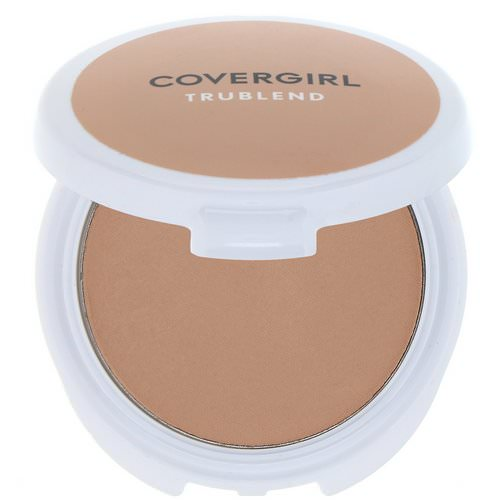 Covergirl, TruBlend, Mineral Pressed Powder, Translucent Medium, .39 oz (11 g) فوائد