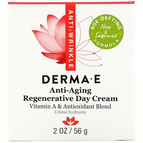 Derma E, Anti-Aging Regenerative Day Cream, 2 oz (56 g) فوائد