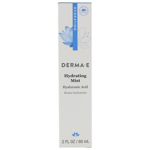 Derma E, Hydrating Mist, 2 fl oz (60 ml) فوائد