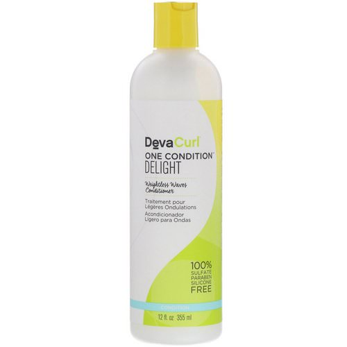 DevaCurl, One Condition, Delight, Weightless Waves Conditioner, 12 fl oz (355 ml) فوائد