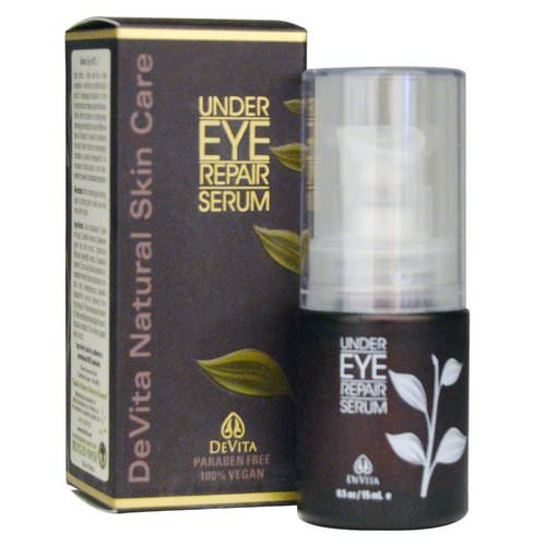 DeVita, Under Eye Repair Serum, 0.5 oz (15 ml) فوائد