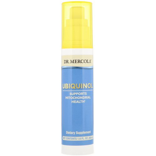 Dr. Mercola, Ubiquinol, 1.6 fl oz (48 ml) فوائد