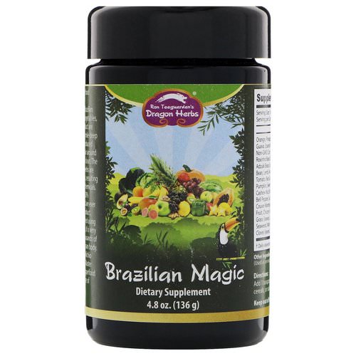 Dragon Herbs, Brazilian Magic, 4.8 oz (136 g) فوائد