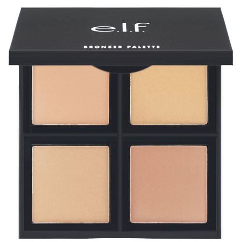 E.L.F, Bronzer Palette, Bronze Beauty, 0.49 oz (13.9 g) فوائد