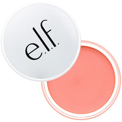 E.L.F, Beautifully Bare, Cheeky Glow, Soft Rose, 0.35 oz (10.0 g) فوائد