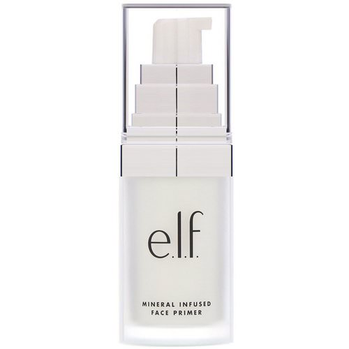 E.L.F, Mineral Infused Face Primer, Clear, 0.49 oz (14 g) فوائد