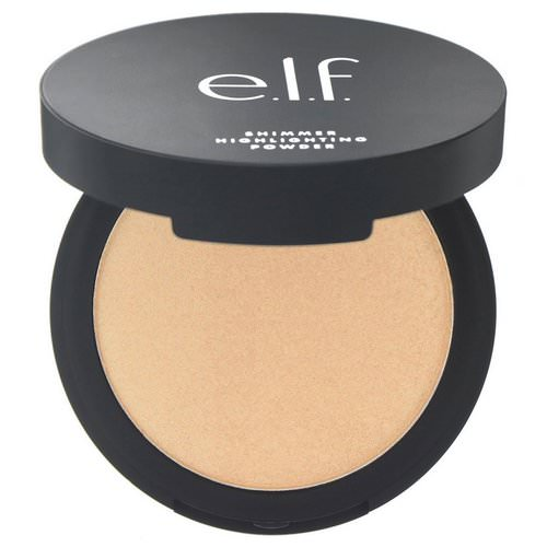 E.L.F, Shimmer Highlighting Powder, Sunset Glow, 0.28 oz (8 g) فوائد