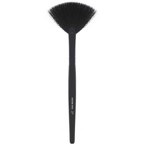 E.L.F, Fan Brush, 1 Brush فوائد