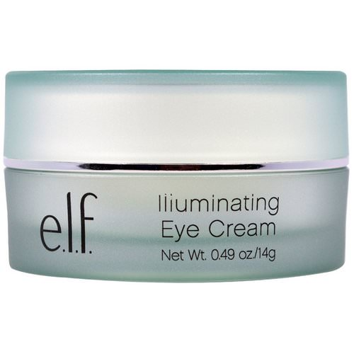 E.L.F, Illuminating Eye Cream, 0.49 oz (14 g) فوائد