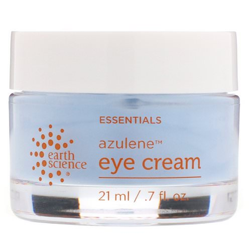 Earth Science, Azulene Eye Cream, .7 fl oz (21 ml) فوائد