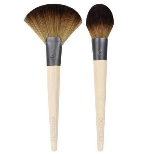 EcoTools, Define & Highlight Duo, 2 Brushes فوائد