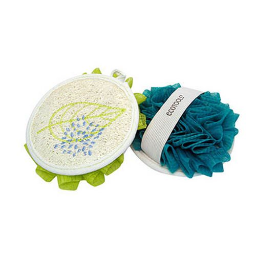 EcoTools, EcoPouf Dual Cleansing Pad, 1 Pad فوائد