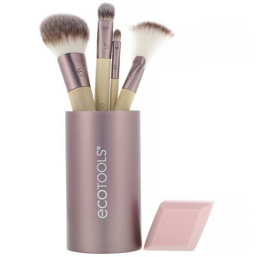 EcoTools, Festive and Flawless Beauty Kit, 6 Piece Kit فوائد
