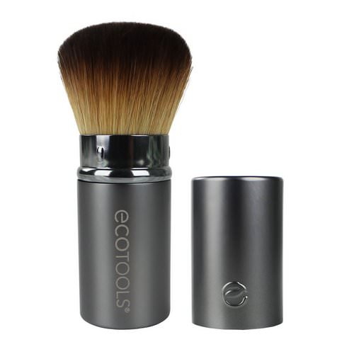 EcoTools, Retractable Face Brush, 1 Brush فوائد